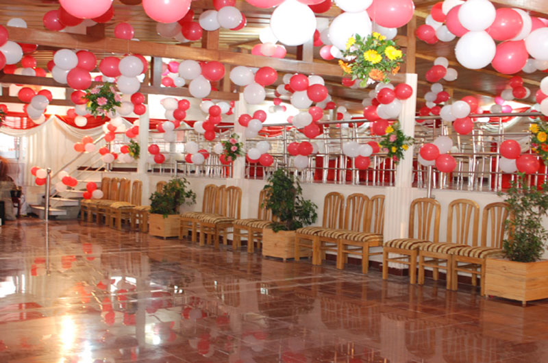Hotel Deep- Party Hall